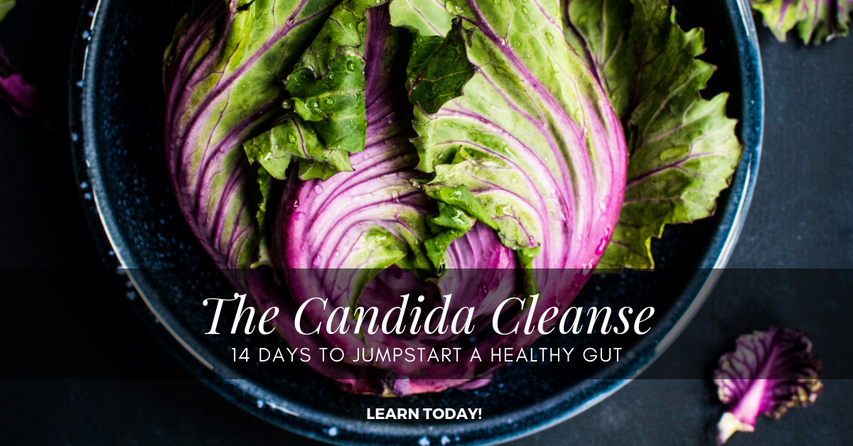 Candida Overgrowth, Gut Health, Candida Cleanse – Happy